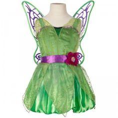 Disney Fairies The Pirate Fairy Tink's Pixie Party Dress