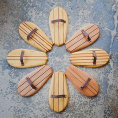 Almond Handplane Wheel.  Handcrafted by Gully!