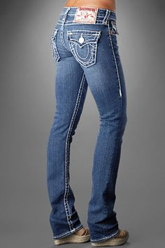 true religion. the BEST jeans <3