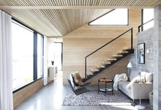 Northface House, Norway - http://www.adelto.co.uk/contemporary-northface-house-norway/