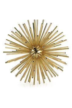 Kelly Wearstler Brass Kaleidoscope #kellywearstler