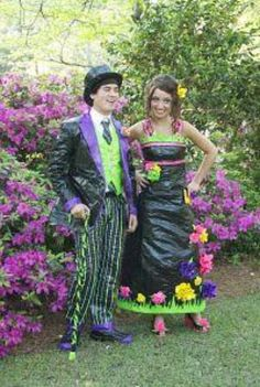 duct tape, outfits, prom outfit, tapes