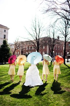 Springy! Photo by Chris #Minnesota #weddings