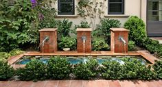 great fountains