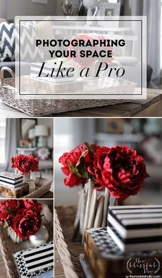 How to Photograph Your Space Like A Pro