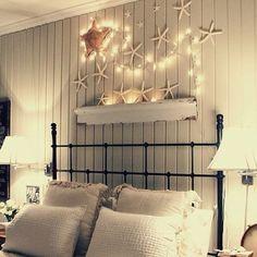 beachy room decorations