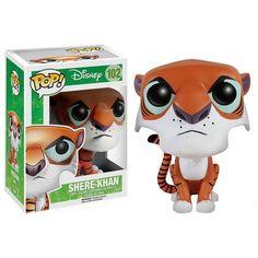 Shere Khan - Jungle Book - Funko Pop! Vinyl Figure