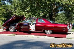 This Buick Electra was Outta Control in Saginaw, MI...  http://on.fb.me/1eVcyws