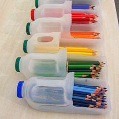 Organization idea for elementary classrooms!