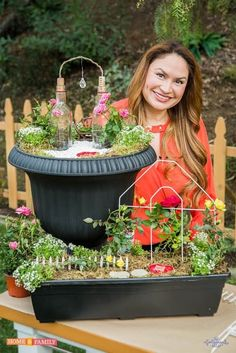 WATCH THE VIDEO PREVIEW!  Shirley Bovshow's Mini Rose Garden on Home and Family Show airing, Wed. Feb. 5, 2014 at 10AM PST and rerun on Thurs. Feb 6 @ 12PM PST!