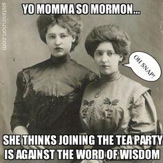 Mormon Yo Momma