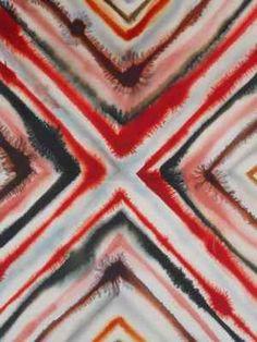 dye patterns by luli sanchez
