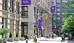 New York University - disability-friendly college #NYU