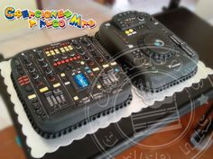 TORTA MOTIVO DJ - CAKE DJ