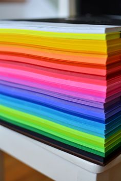 WIN All the Colors! Astrobrights, Free Printable + GIVEAWAY