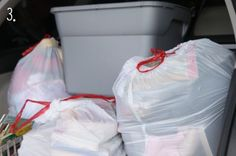 get rid of clutter.....for good!