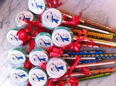 Preschool or Kindergartener Graduation Pencil Lollipops.