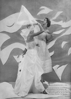 Vogue 1949 by Cecil Beaton