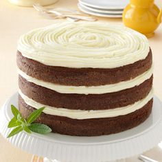Gingerbread Recipes from Taste of Home, including Gingerbread Torte Recipe