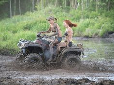 Miss going mudding! Cloud 9 Ranch<3