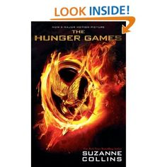 The Hunger Games by Suzanne Collins 2012