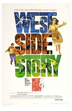 musicals, movi poster, stori 1961, west side story, side stori, films, watch movi, posters, natalie wood