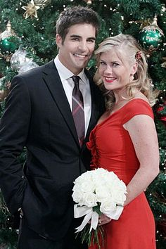 Rafe and Sami on Days of our Lives