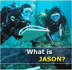"""The JASON Project This many-faceted site hopes to """"put the thrill of discovery back into the classroom."""" It offers several different trips, including one that follows a crew living aboard the space station."""