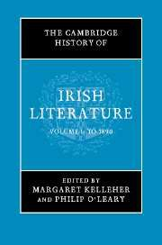 The Cambridge history of Irish literature [electronic resource]
