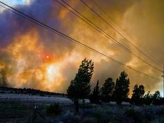 Doce - Prescott AZ fire storm! -waynesworld photography ;-)