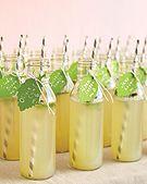 straw, cocoa, jar, drink, apple cider, mint, seating cards, apples, bottles