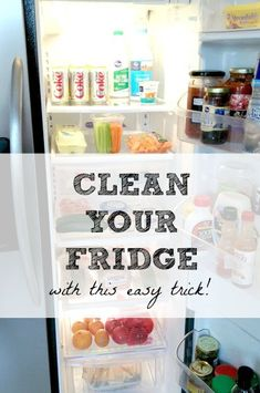 great cleaning tips & tricks