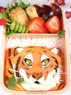 Tiger Bento
