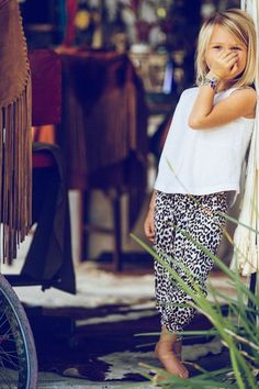 little leo pants