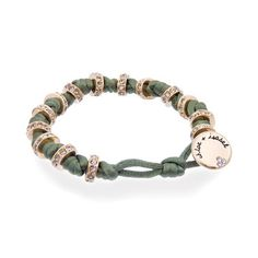 Chloe + Isabel Knots + Bolts Wrap Bracelet $38.00