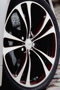 V12 Vantage Wheels