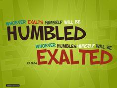 #Scripture Luke 18:14