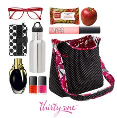 A water bottle, your signature scent, lipstick – our Inside Out bag holds it all.