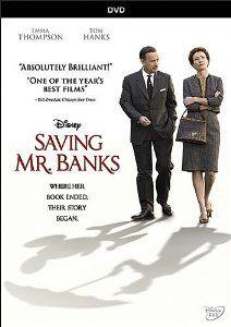 Saving Mr. Banks: Emma Thompson, Tom Hanks, Paul Giamatti, John Lee Hancock film, walt disney, save, tom hank, dvd, australia, book, movi, bank