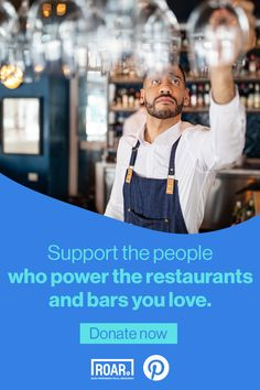 Relief Opportunities for All Restaurants (ROAR) is partnering with Robin Hood to raise donations for New York City restaurant employee relief funds that have been impacted throughout this year - you can participate now!