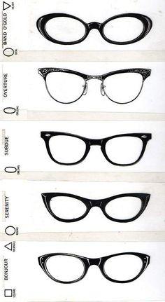 love vintage glasses !!!!