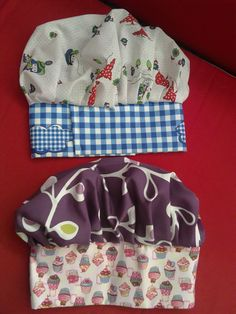 child apron, chef hat, diy project, creativ moment, gift idea, sew inspir