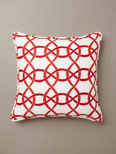 LuLu DK for Matouk River Pillow