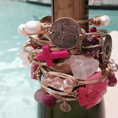 McFather Designs , McStacks                     Texas original handcrafted jewelry