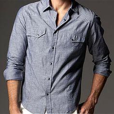 casual shirts, idea men