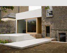 architecture terrace, harcourt terrac, architectur extens, boyd codi, residenti architectur, residenti extens, terraces, hous extens, garden