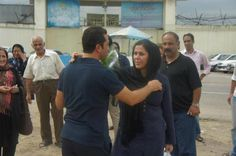 BREAKING NEWS!!     CHRISTIAN PASTOR YOUCEF NADARKHANI FREED AFTER 3 YEARS IN IRANIAN PRISON      'NOTHING IS IMPOSSIBLE FOR JESUS! HALLELUJAH!'