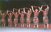 Sambalpuri Dance - A folk dance from Orissa, India