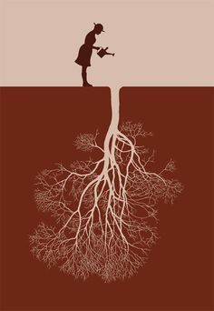 Taking Root' - Robbie Porter If the foundation isn't strong, will you grow?