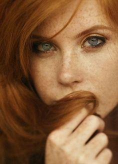 Absolutely beautiful #redheads